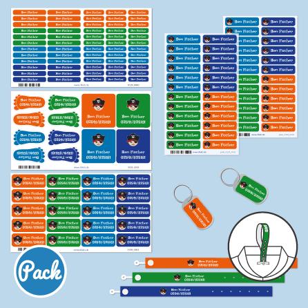 Pack Aufhängebänder